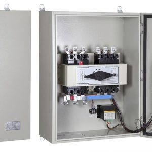 Automatic Main Failure (AMF) and Automatic Transfer Switch (ATS) Panel2