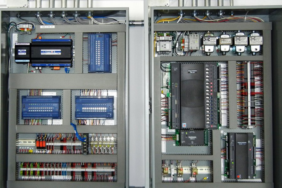 Automation and Control Panel