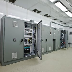 Generator Control and Synchronization Panel2