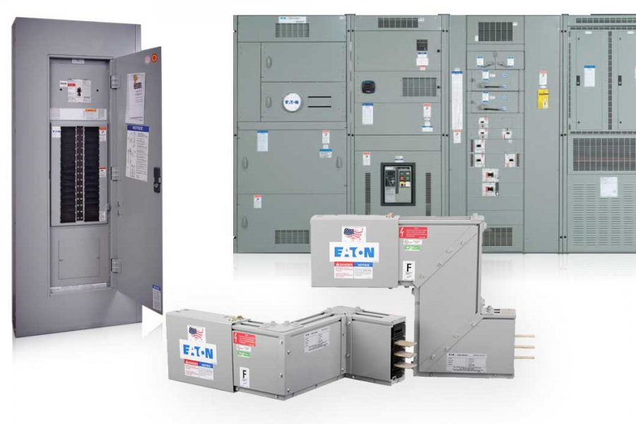Low Voltage Main and Sub Distribution Switchboard